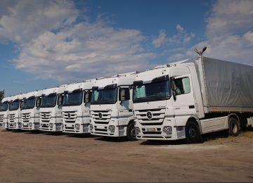 Мониторинг транспорта - общий принцип работы